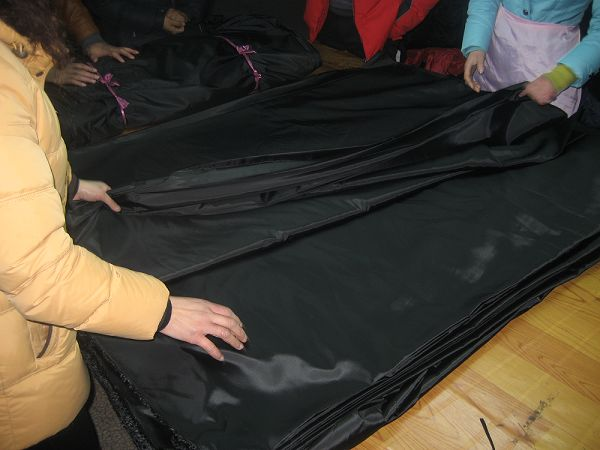 inspection of fabrics
